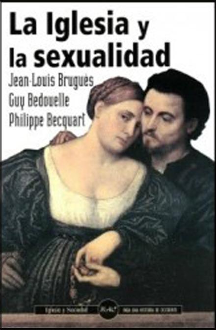 Libro sobre iglesia católica y sexualidad